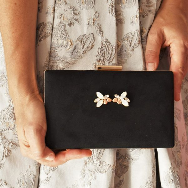 black clutch bag 1