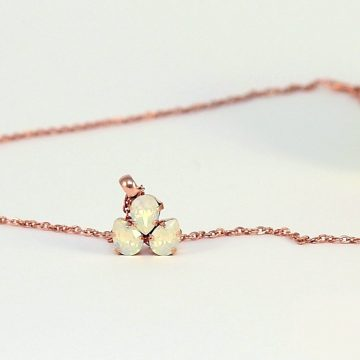 minimalist necklace 5