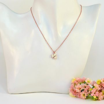 minimalist necklace 4