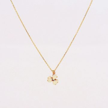 minimalist necklace 3