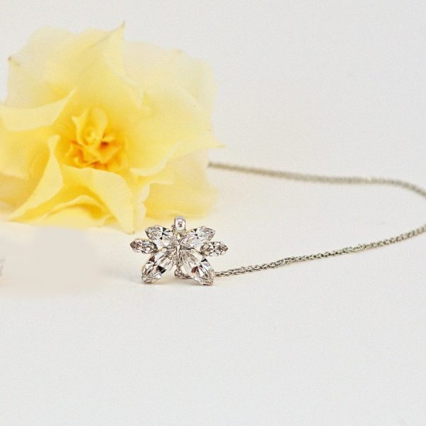 Dainty pendant necklace 1