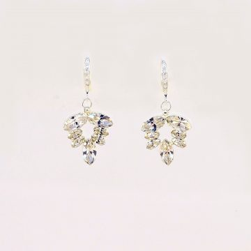 bridal dangle earrings 5