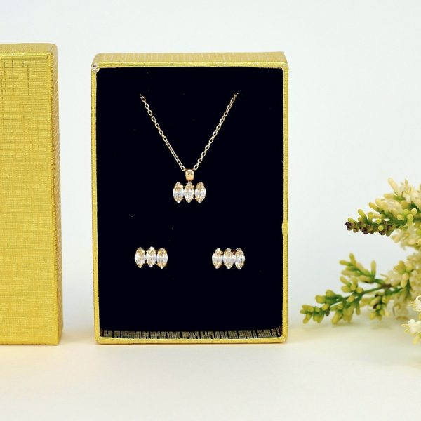 Minimalist jewelry set 1