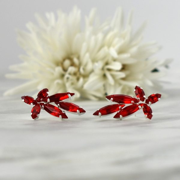 Christmas earrings 1